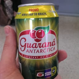 I cant pronounce this drink, but I'm assured its authentic brazilian, and it tastes like happy!