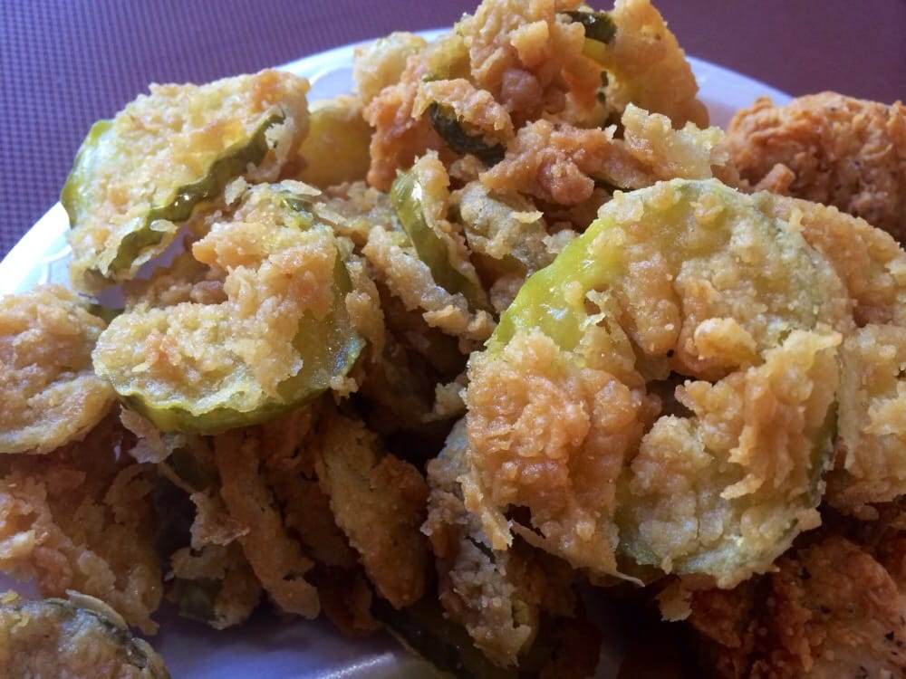 Fried pickles yelp for Penns fish house