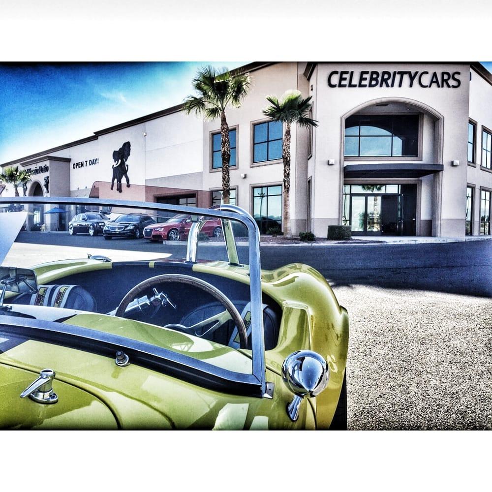 Celebrity Cars Las Vegas 7770 Dean Martin Drive Suite 301 ...
