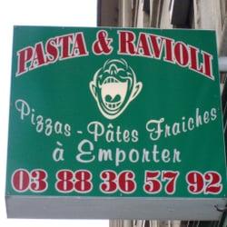 Pasta et Ravioli - Strasbourg, France. Pasta & Ravioli