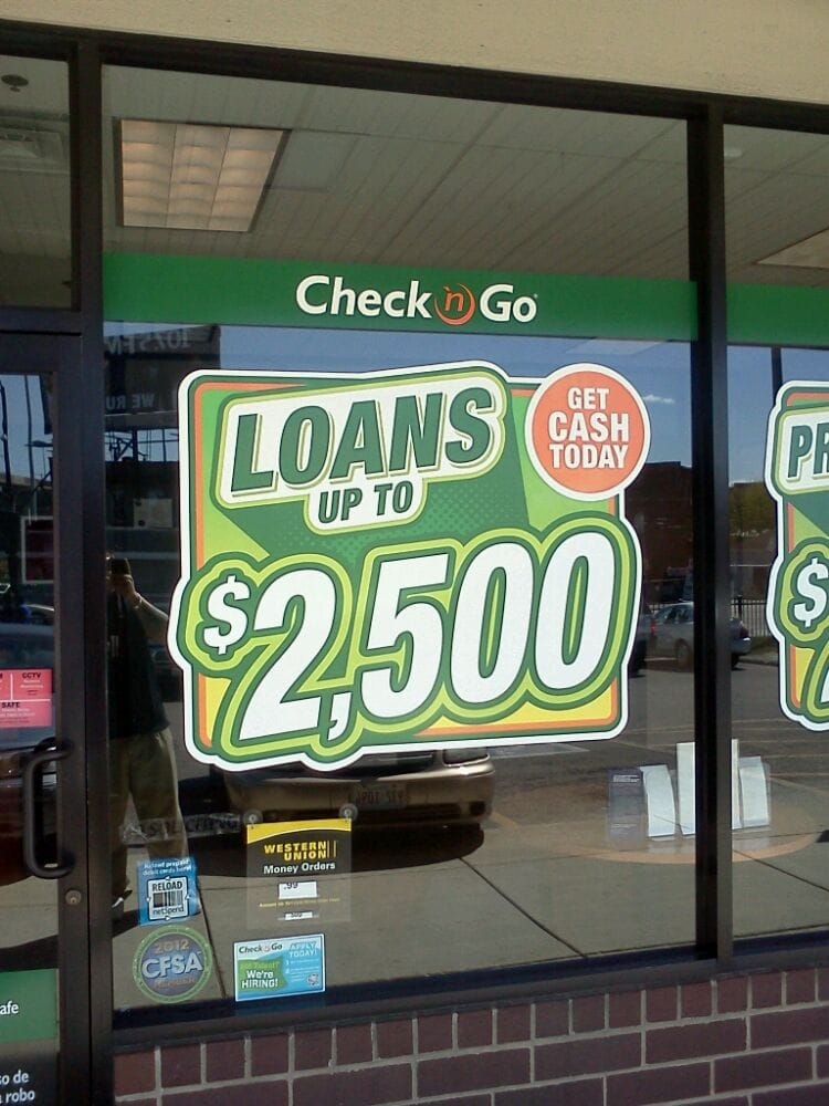 New york state payday loans