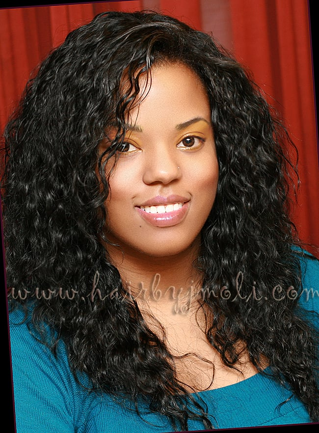 Pics Of Sew In Weaves On African American Hair | Short ...