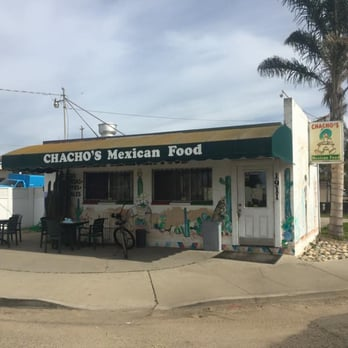 Chacho S Mexican Food Oceano Ca