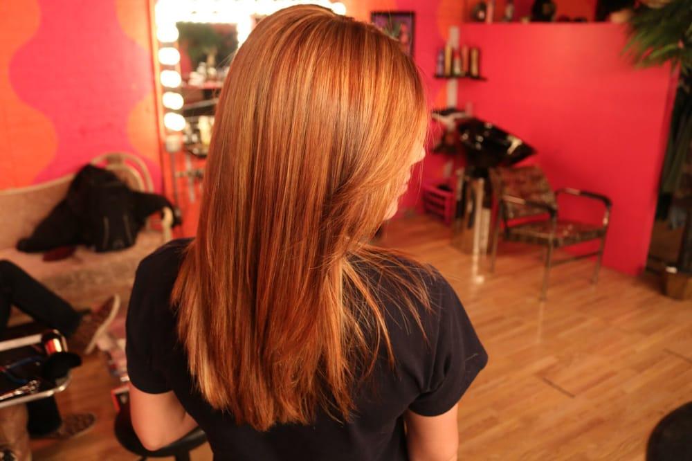 Hello beautiful salon hair salons williamsburg north for 5th avenue salon bedford