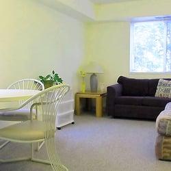 ann arbor mi united states living room in three bedroom apartment