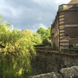 River moat