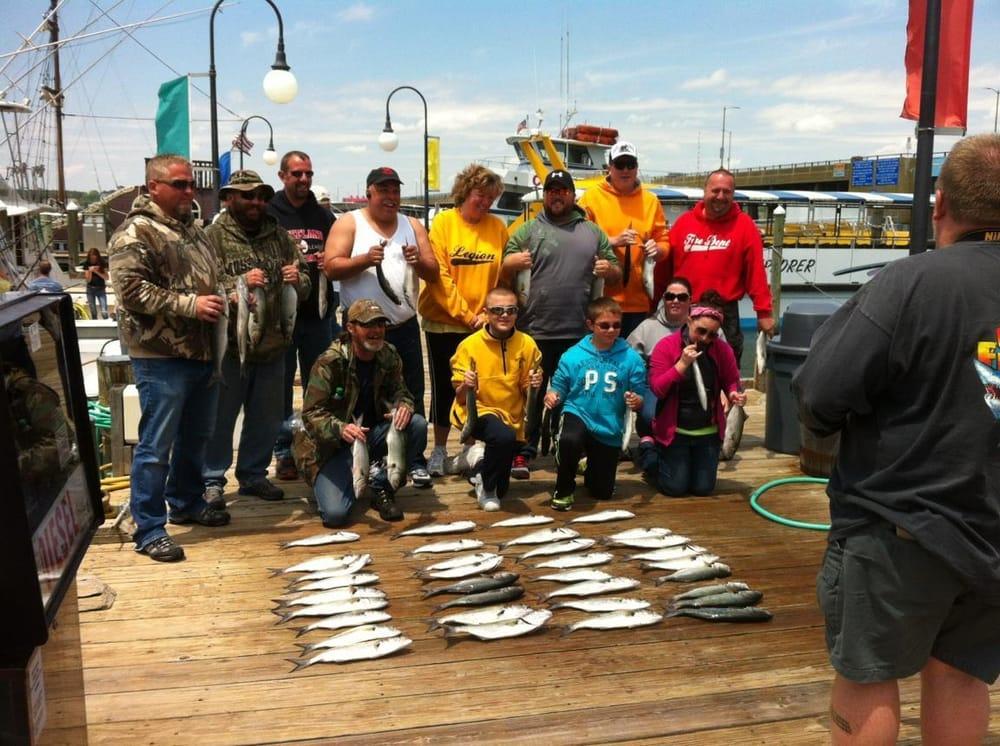 Happy hooker bay fishing fishing ocean city md for Bay fishing ocean city md