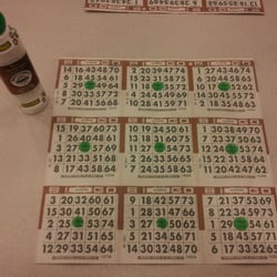 Indian Bingo - Big Rock