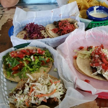 White Duck Taco Shop - Asheville, NC, United States. This is our lunch ...