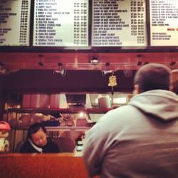 Ballston Cafe Hours