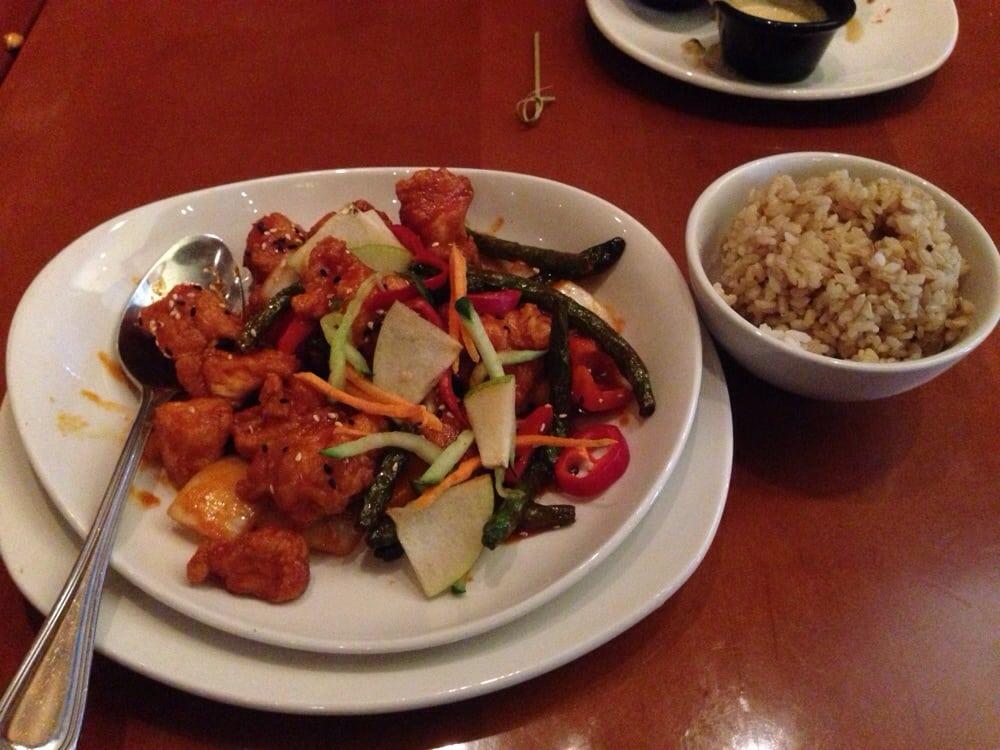 Chef's seasonal special. Korean BBQ chicken. | Yelp