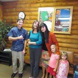 Ho'ike Kauai Community Television - Lihue, HI, États-Unis. Justin Kollar, Michelle, Rami & my 2 girls at Ho'ike Studios.