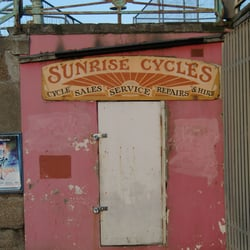 Sunrise Cycle Hire, Brighton