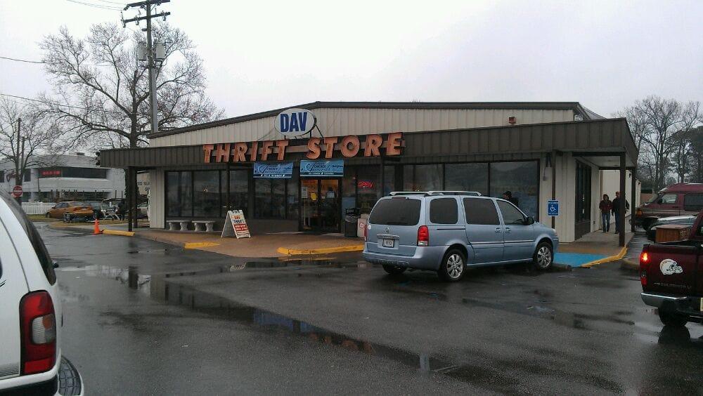 Thrift Store Virginia Beach Blvd