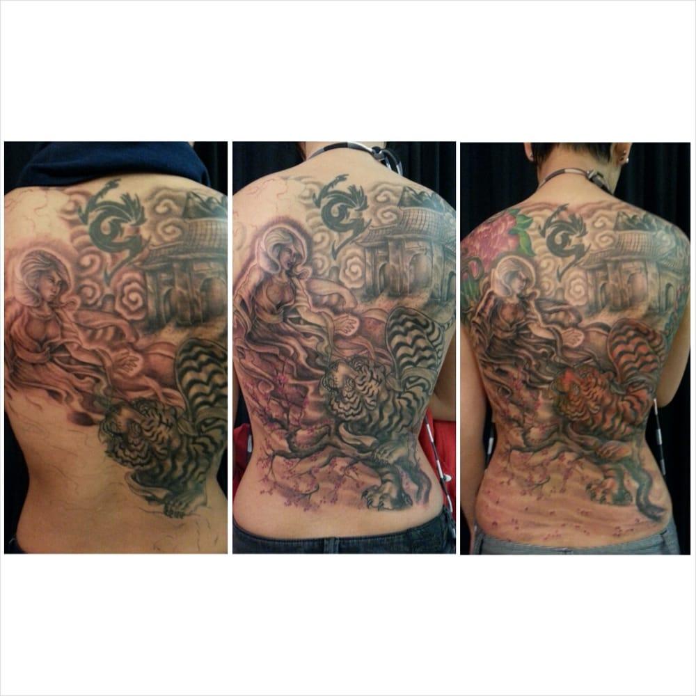 Best tattoo artist in dfw area attractions