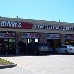 Drivers edge coupon frisco