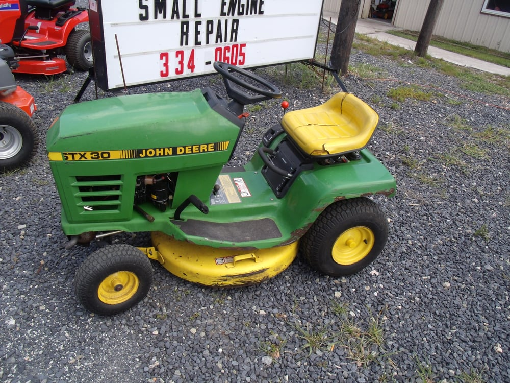 John Deere For Sale Stx30 30 Quot Deck Yelp
