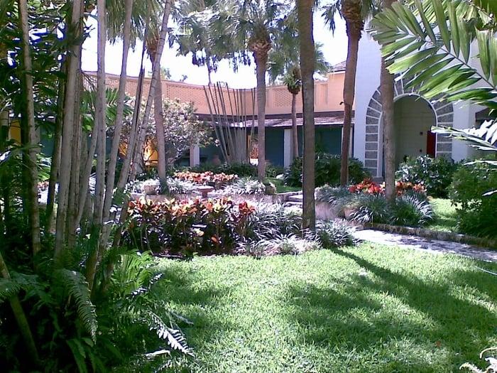 Interior Garden Courtyard Yelp