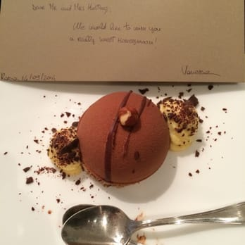 Vanessa at the DOM has been so sweet to us! They're all about the personal little touches that make all the difference.