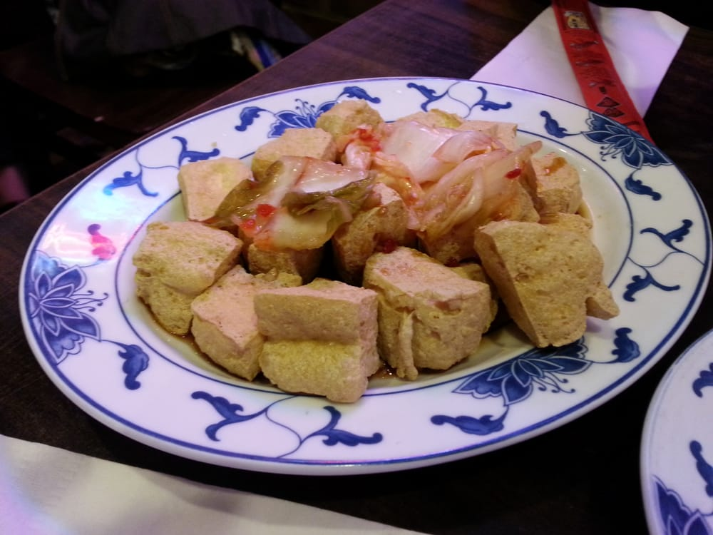 Stinky Tofu Flushing Stinky Tofu Flushing