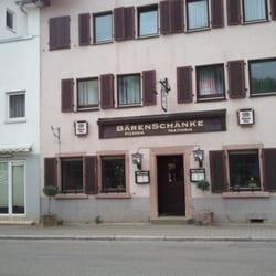Gaststätte Bärenschenke, Oppenau, Baden-Württemberg