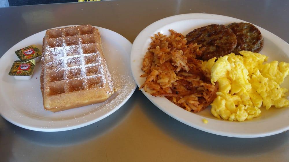 Frühstück - Rührei