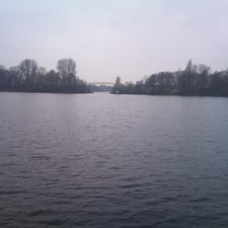 Sechs-Seen-Platte, Duisburg, Nordrhein-Westfalen, Germany