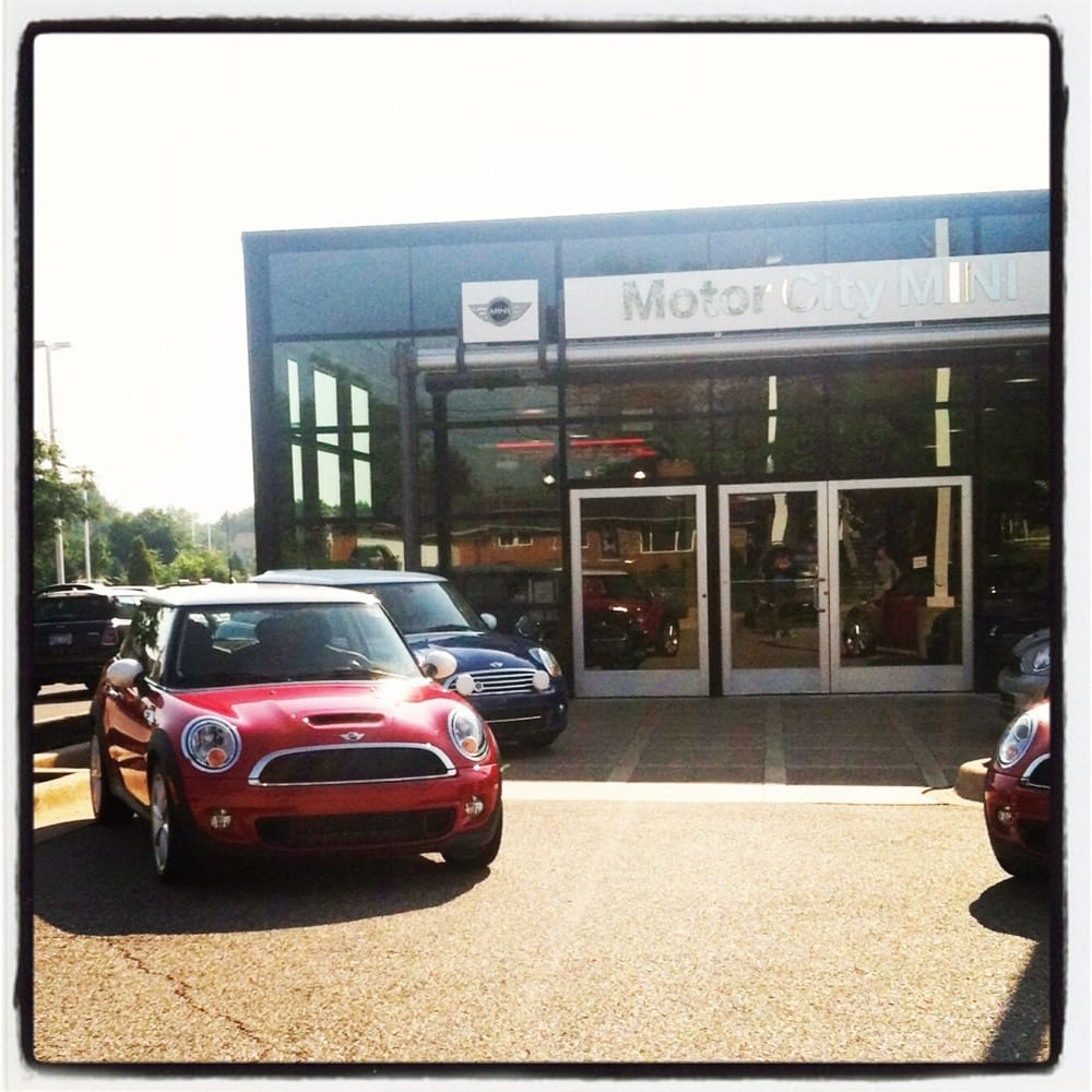 motor city mini car dealers southfield mi united