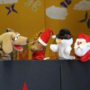 Kollin Kläff und das Weihnachtsteam