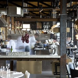 The Dock Kitchen, London, UK