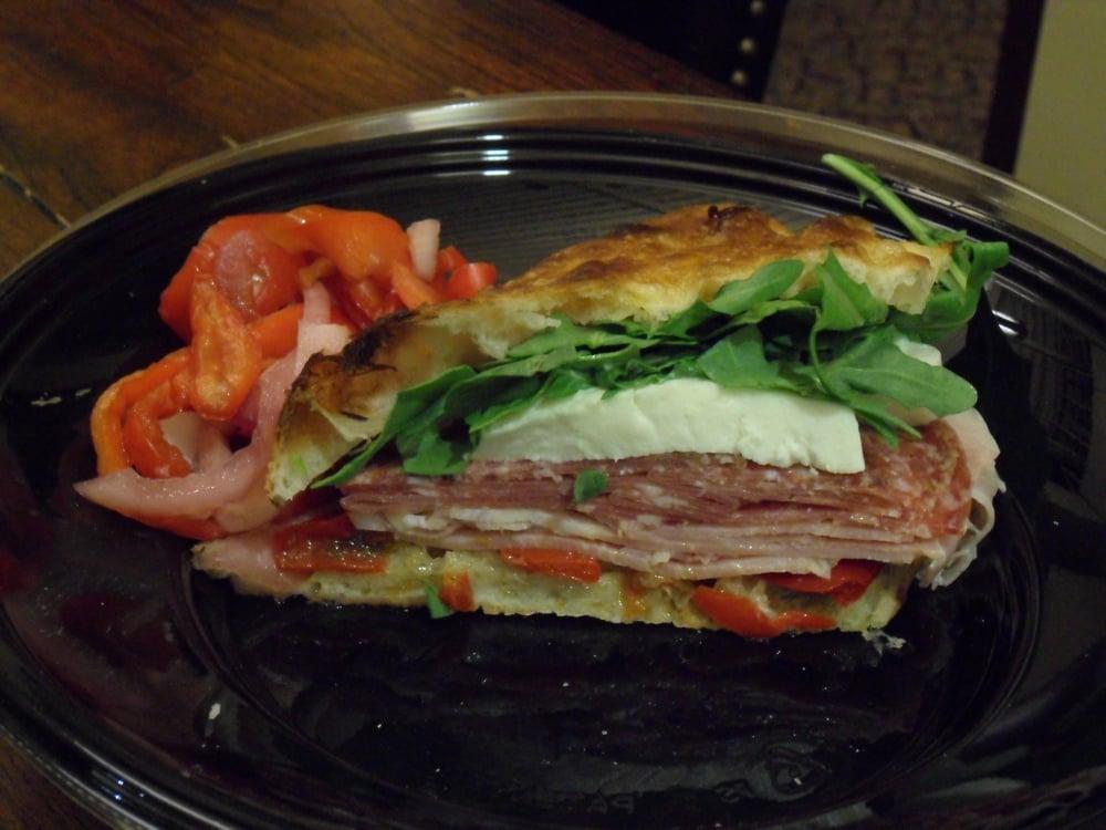 Prosciutto Arugula Sandwich Italian Sandwich Arugula