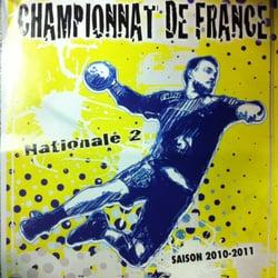 Handball Club Sarrebourg, Sarrebourg, Moselle