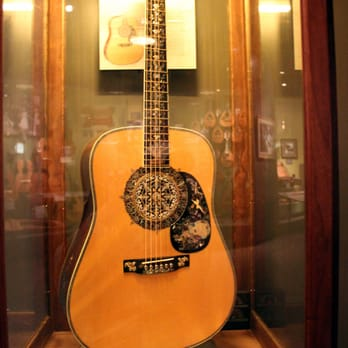 Martin Guitar Company Factory Tours