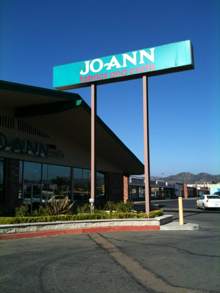 Jo ann fabric and craft stores fabric stores escondido for Joann craft store near me