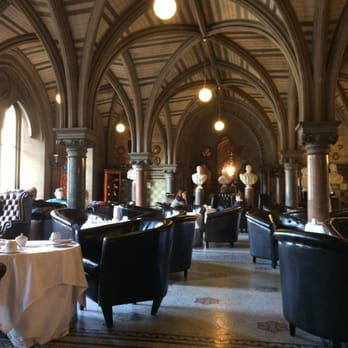 Sculpture Hall Tea Room Manchester