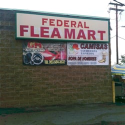 Federal Indoor Flea Market logo
