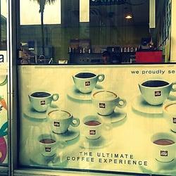 Aj's Coffee Bar logo