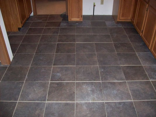Kitchen Ceramic Tile Floor Yelp