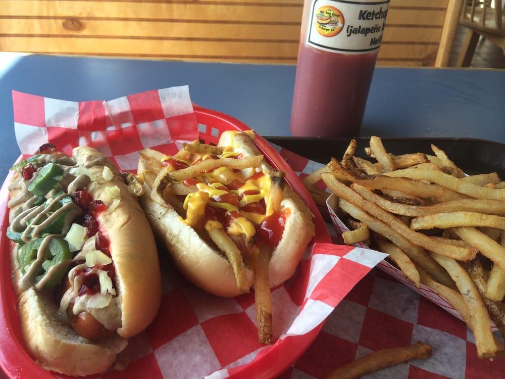 Hot Dog Diner In Parma
