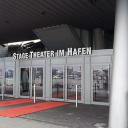 Eingang, Stage Theater am Hafen