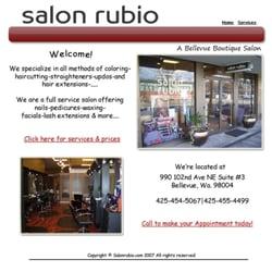 Salon rubio gesloten bellevue wa verenigde staten yelp for 7 salon bellevue