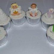 Christmas Them Cupcakes