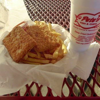 Pete s fish chips 19 photos seafood restaurants 22 for Petes fish and chips
