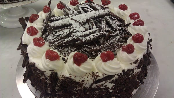 Black Forest Torte | Yelp