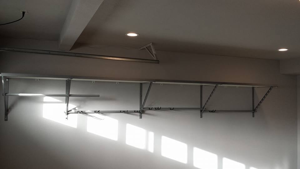 Photos for Monkey Bars Garage Storage Systems : Yelp