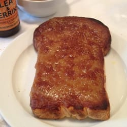 Welsh Rarebit.  Nice strong flavor to…