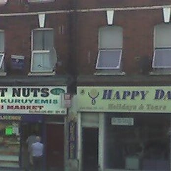 Hot Nuts in Green Lanes