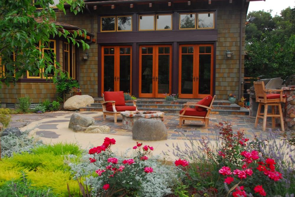 Garden Design Reviews : Astrid gaiser garden design llc landscaping nedson ct