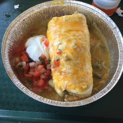 Costa Vida- Meridian - Meridian, ID, États-Unis. Grilled chicken burrito done my way