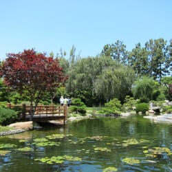 Earl Burns Miller Japanese Garden Long Beach Ca United States Nice Layout